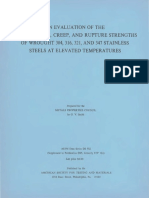 DS5S1 - (1965) Report on the Elevated-Temperature Properties of Stainless Steels