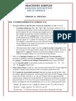 Reconocer CD Atributo y Ci(1)