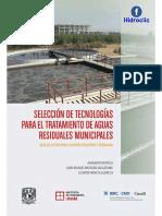 02. Adalberto Noyola - Selección Tecnologias Para Tratamiento de Aguas Residuales