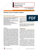 Infectious Complications After Liver