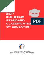PSCED Publication as of 24 April 2018