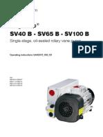 Sv40 100b Manual