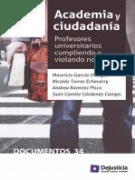 Academia y Ciudadania