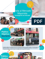 Inmersión de Mercado - Grupo 7 - Mercado Mayorista