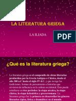 La Literatura Griega