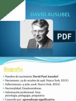 David Ausubelll