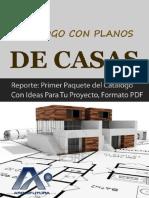 Libro Con Planos de Casas