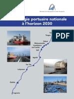 StrategiePortuaire a Lhorizon 2030