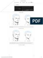 How to Draw Hair Hairlines