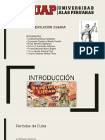 Diapositivas de La Revolucion Cubana