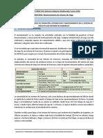 Trabajo Practico Diagnostico y Prioridades de Mantenimiento Sistema de Riego San Antonio de Esmoruco