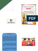 Album de la numeración en quechua del 1 al 20