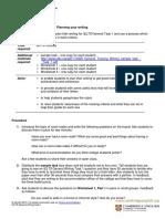Ielts General Training Writing Task 1 Planning