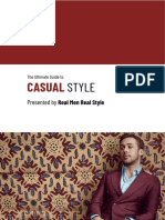 Ultimate Guide to Casual Mens Style