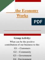Socio Economic Aspect