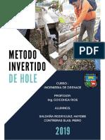 Informe N°3 Metodo invertido