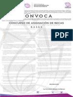 Convocatoria de Becas 2019-2020