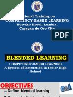 Blended Learning Ppt Final