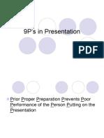 9P s in Presentation (1)