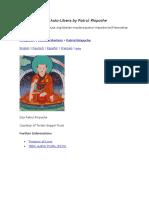 # - A Meditação que Auto-Libera (Self-Liberating Meditation) by Patrul Rinpoche - Eng & Port. -37 pgs.doc