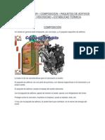 Aceite de Motor Paquetes de Aditivos Indice de Viscosidad y Estabilidad Termica