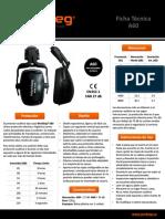Ficha Técnica - WorkSeg A60