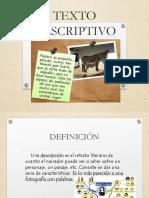 Texto_descriptivo 1 Teoria