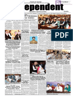 Daily Independent Quetta - 2 June 2019