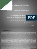 Microeconomia Oferta Demanda y Equilibrio
