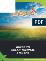 Guide to Solar Thermal Systems Brochure 2012