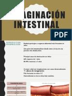 Invaginación Intestinal