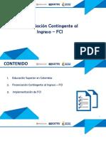Financiación Contingente Al Ingreso_Andres Eduardo Vasquez