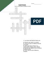 Crossword FUJE RV6ju