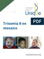 Trisomia 8 en Mosaico Spanish FTNW