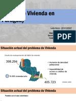 Política de Vivienda en Paraguay