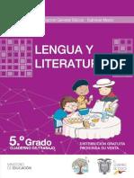 Lengua Cuaderno 5to EGB ForosEcuador