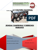 Defensa Exponer Rondas