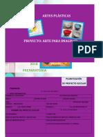 Proyecto Artes Plasticas Primergrado