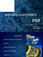 FLEXIBLE ELECTRONICS.pptx