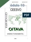 Apostila Ensino Fundamental  CEESVO - Geografia - Módulo 10