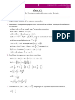 Matemáticas basicas