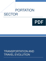 Transportation Sector