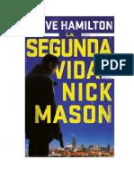 Hamilton Steve - La Segunda Vida de Nick Mason