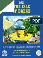 The Isle of Dread[2018]