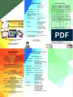 Program for RPMS PPST Seminar