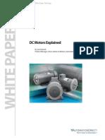 DC Motors Explained White Paper