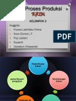 Alur Proses Produksi Krim (Farmasi Industri II)