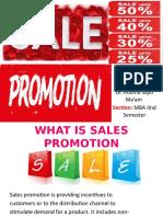 SALES PROMOTION ..ppsx