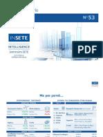INSETE Intelligence - Στατιστικό Δελτίο No 53, Μάιος 2019
