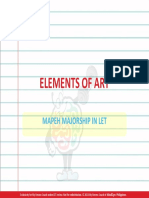 Elements of Art review
